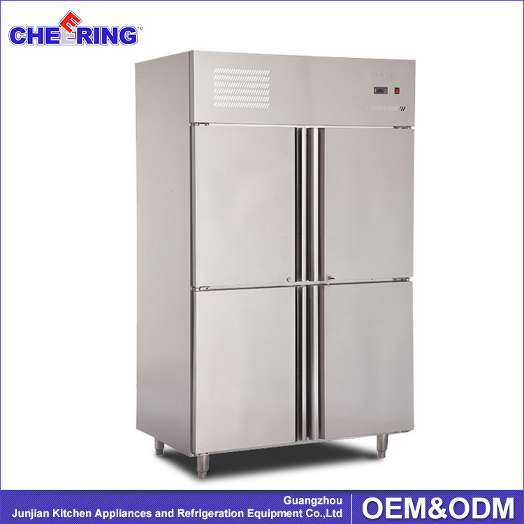 ordinary Cheap Used Kitchen Appliances #10: Used Double Door Refrigerator, Used Double Door Refrigerator Suppliers and  Manufacturers at Alibaba.com