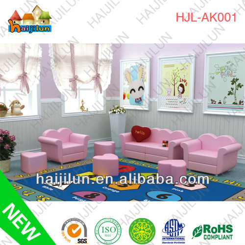 High Quality Kid Sofa Series environmental And Comfortable Mini Sofa Sets And Low Price