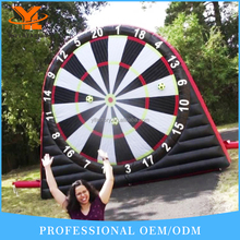 Inflatable Dart Target Board, Soccer or Football Shooting Dart Games