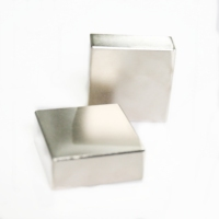 Rare earth square magnets magnetic material