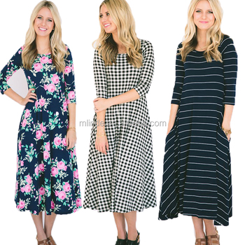Below Knee Length Dresses