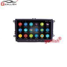 Android car dvd player multimediale per VW golf 6/golf 5/golf 4/B5/B6/ CADDY/PASSAT/SAGITAR/GOLF/JETT gps di navigazione