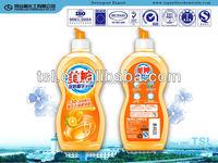 Liquid Dishes washing Chemicals ingredients