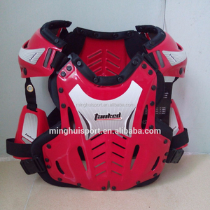 Motorcycle Dirt Bike Off Road Full Body Armor Guard Sleeveless Jacket