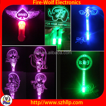 Best Selling Item 2016 Japan Official Ze:a Fanclub Led Light Stick ...