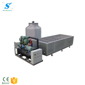 Fast cooling factory sell ice block making machine 3 ton ice maker