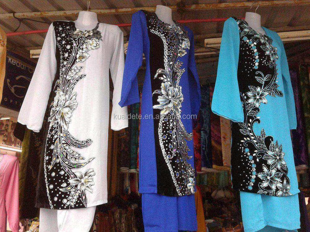 Malaysia Woman Dress
