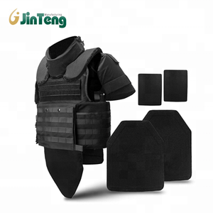 Military Steel Plate Full Body Bulletproof Armor Vest Level IV