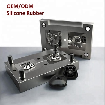 ODM OEM silicone rubber parts factory Custom Mold silicone rubber products