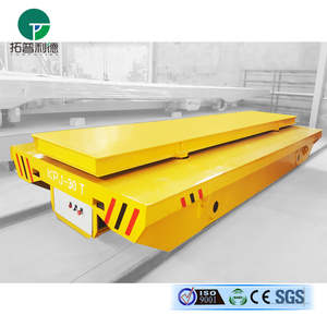 KPJ heavy loading steel mill handling automated transfer track car