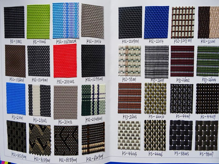 Eco Friendly Material Different Designs Fabric For Patio Furniture Plastic  Fabric For Cross Stitch Pvc Part 52