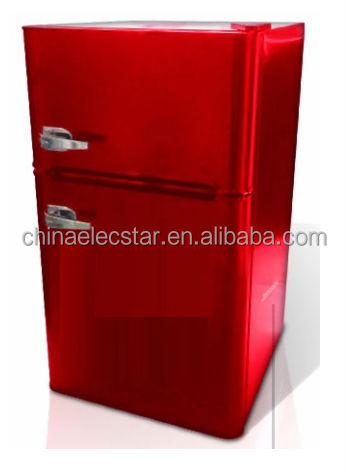 Compact Refrigerator And Freezer, Mini Cooler Price, Minibar Hotel,  Stainless Steel Fridge