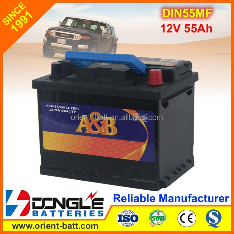 Reliable Starting Power Sealed Lead Acid Battery for Importers