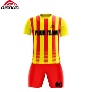 f288bbd20 thai quality customized sublimated print logo custom made latest football  jersey designs