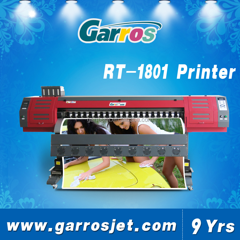 BEST PRICE! Garros large wide format printer with original printhead DX5