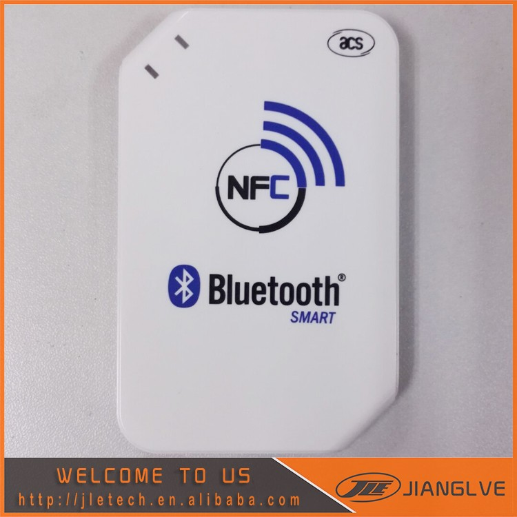 Contactless Wireless Android Bluetooth Nfc Smart Card Reader Acr1255