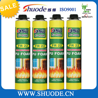750ML FireProof spray polyurethane floor sealant