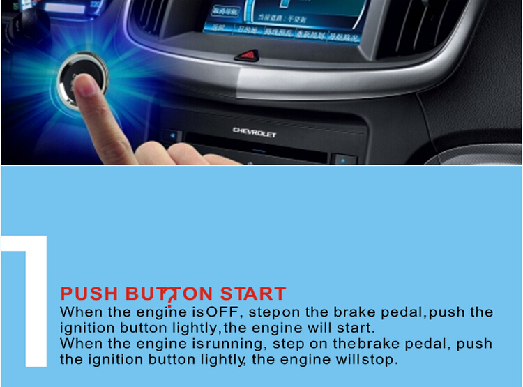China factory smart key entry PKE Push start remote start for Skoda Rapid 2013 high equipped