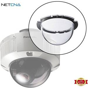 WV-CW4C Clear Dome Cover for WV-CW484 Series Cameras and Free 6 Feet Netcna HDMI Cable - By NETCNA