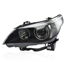 Auto car lighting system headlight for E60