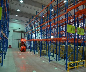 Adjustable storage iron shelf /selective pallet warehouse rack /factory heavy duty warehouse shelving