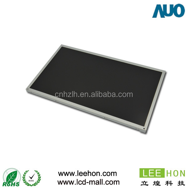 1366x768 AUO 15 6 inch TFT lcd screen Industrial screen
