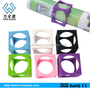 2015 silicone rubber cube elastic band