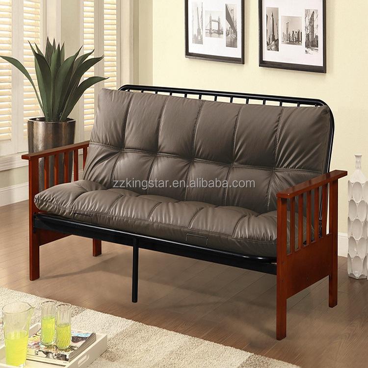 Venta caliente populares individual fut n sof cama cum for Futon cama precio
