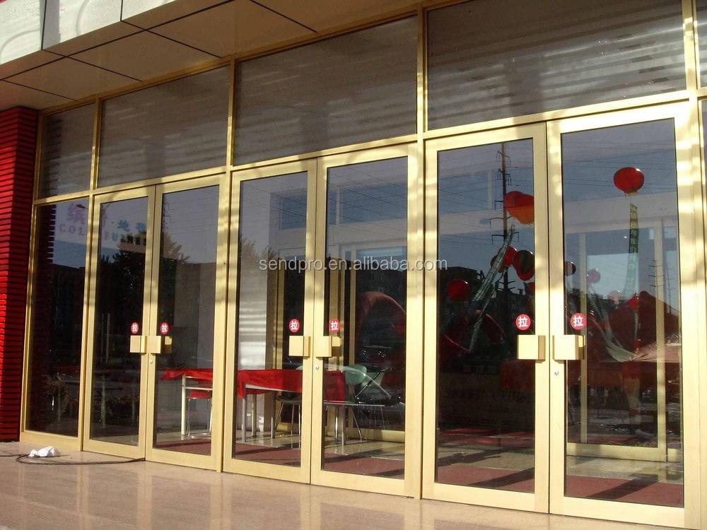 Best price aluminum frame entrance shop glass door view shop glass best price aluminum frame entrance shop glass door planetlyrics Gallery