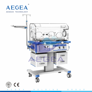 AG-IIR002B Hospital equipment LED display neonatal newborn baby infant incubator with price
