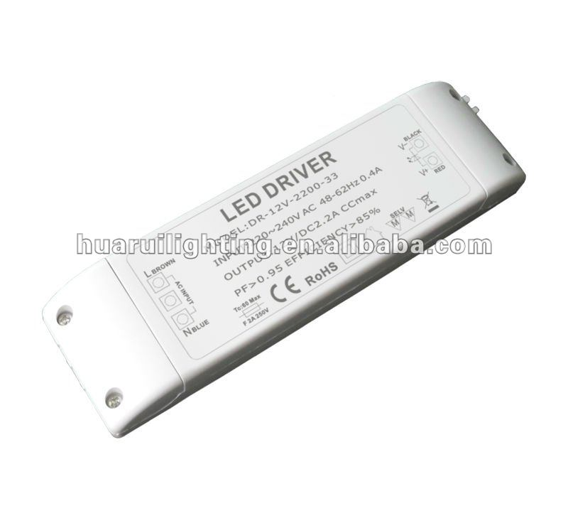 Ul 12v Dimmable Led Driver Power Supply