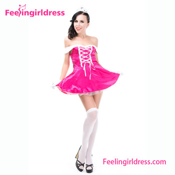 Wholesale Plus Size Fancy Dress For Advertising Princess Costume