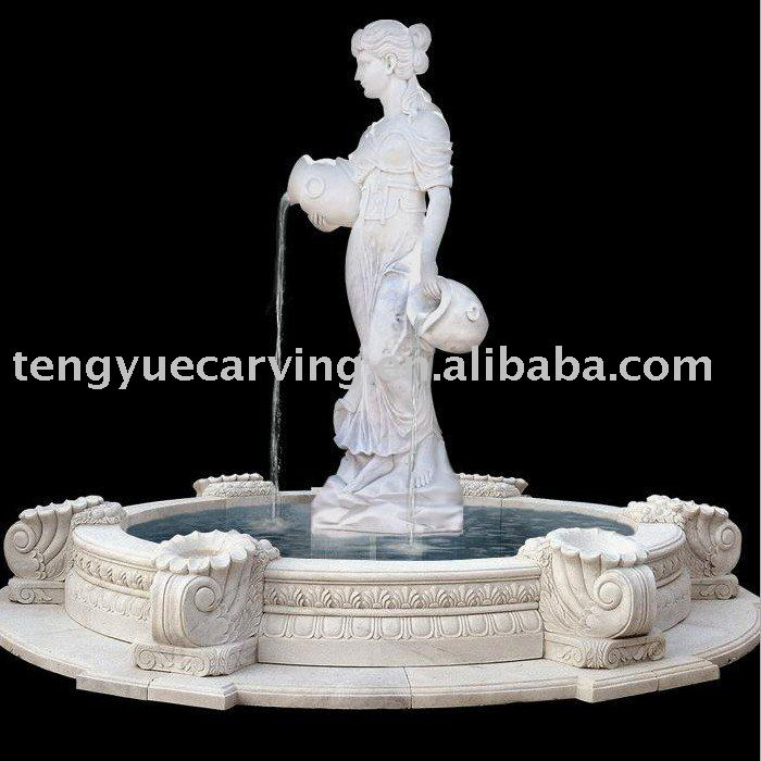 water lady fountain(FTN1461)