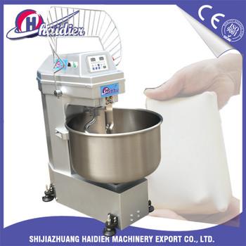 Maquina amasadora de harina