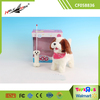 Kids Play Toy Small Puppy Battery Operated Remote Control Dog
