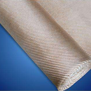 High Silica Fabric-Golden Color for he high temperature-resistance  insulation materials