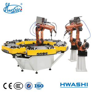 Factory price 6 axis automatic motoman welding robot for workshop