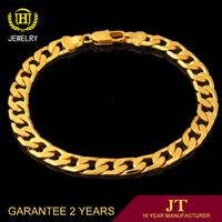18k gold chain bracelet designs for woman, zircon jewellery cheap wholesale