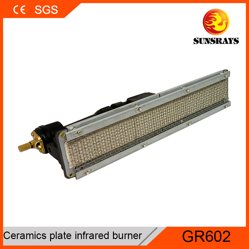 Barbecue BBQ bbq gas cylinder with burner