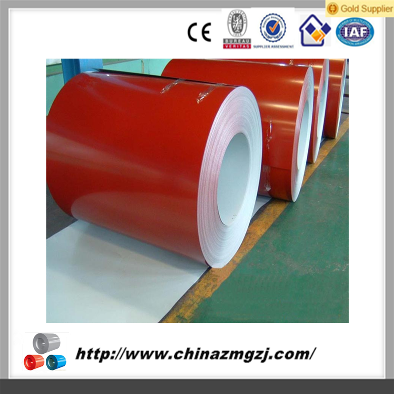 Good Quality New Ppgi Color Coated Steel Coils Manufacture