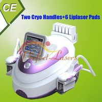 Velashape + Cryo + Cavitation+ RF + LED + Lipo multi slimming machine