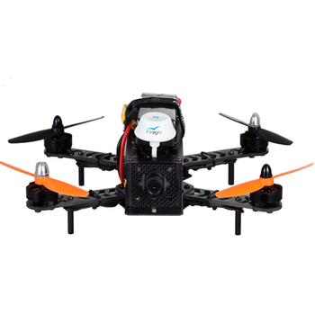 E803 Flysight 250mm racers carbon fiber racing drone RTF with HD camera, video transmitter