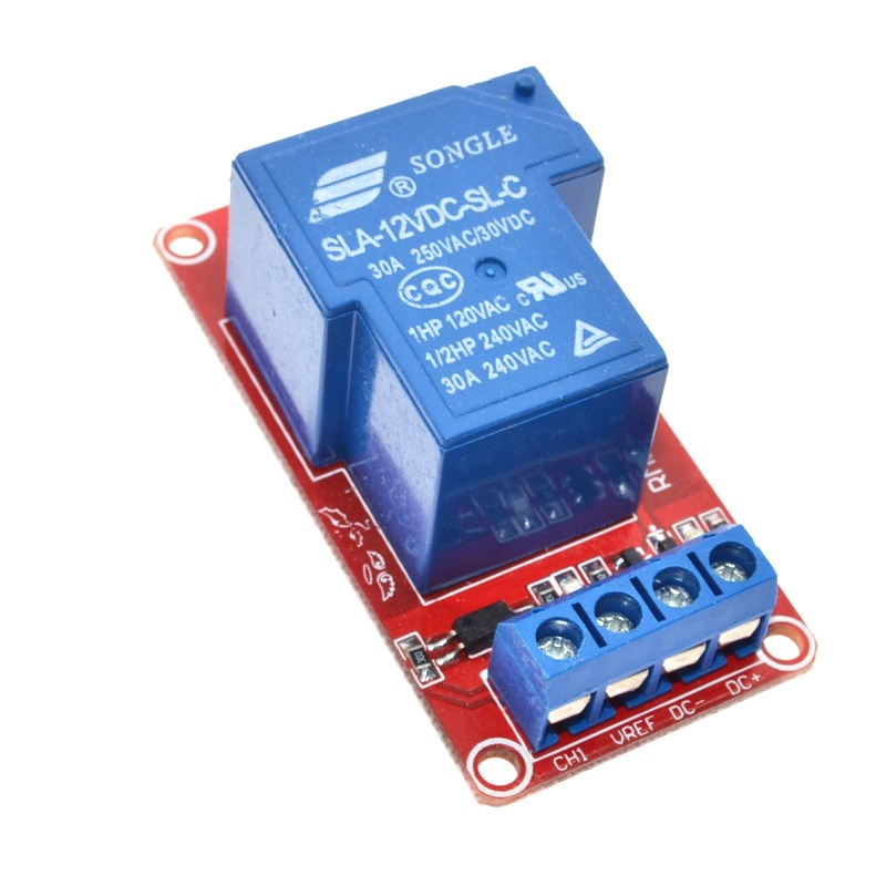Single Channel 5V Relay Isolation Drive Control Module 1Channel High drive plate