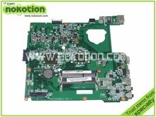 Laptop mothebroard For acer aspire E1-421 ZQZ NBM0Z11004 DA0ZQZMB6C0 Mother Boards DDR3 AMD E450 CPU onboard Mainboard