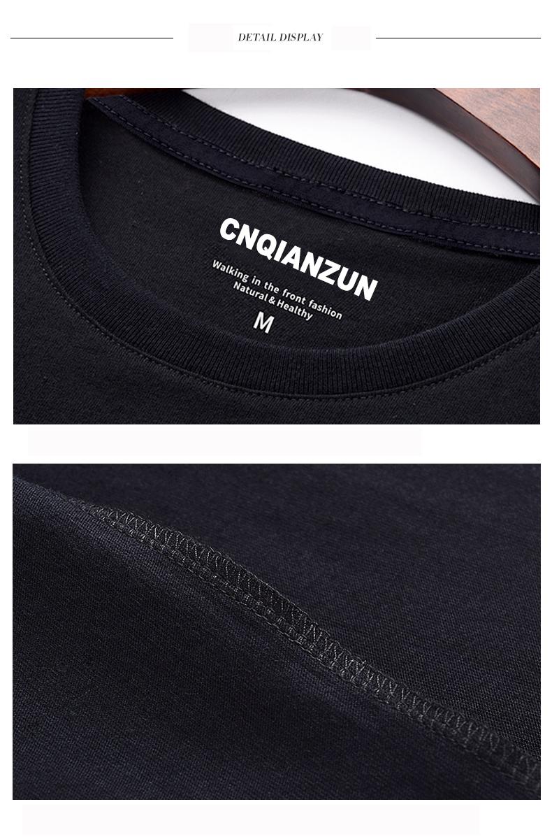 4b7d826310f Cheap T Shirt Black Plain T Shirts S-xxxl Custom Made T Shirts For ...