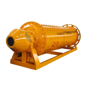 2018 High safety and energy saving mini ball mill for cement plant