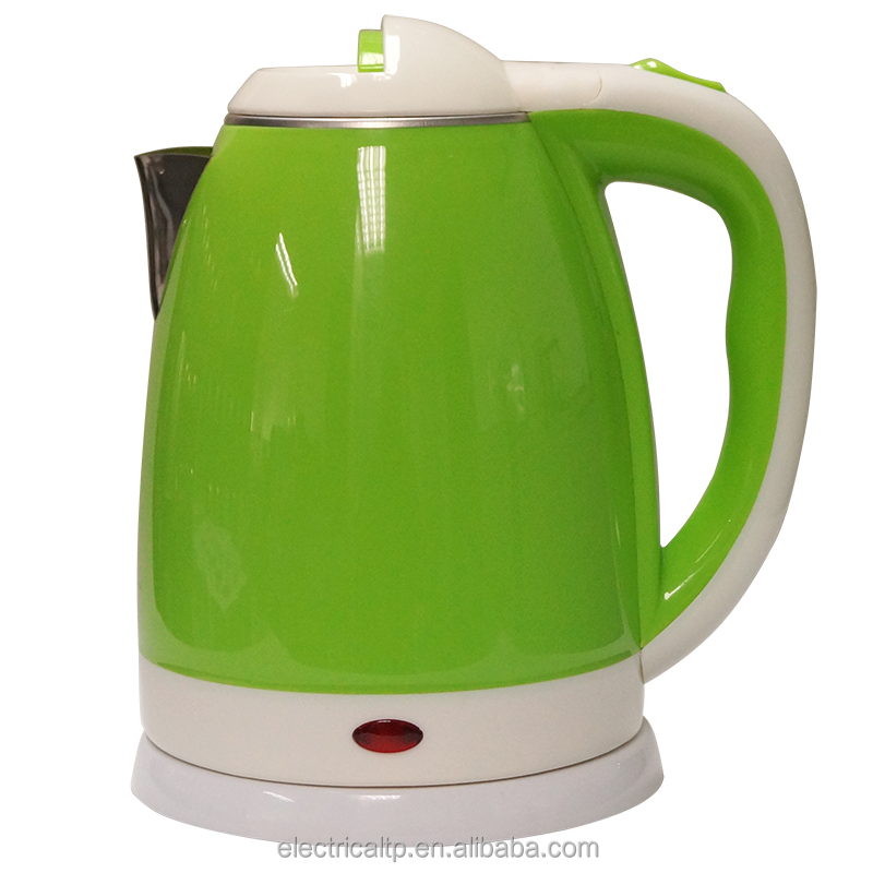 TPSK2218 1.8L Plastic Coated Electric Kettle 1500/1800W 220V