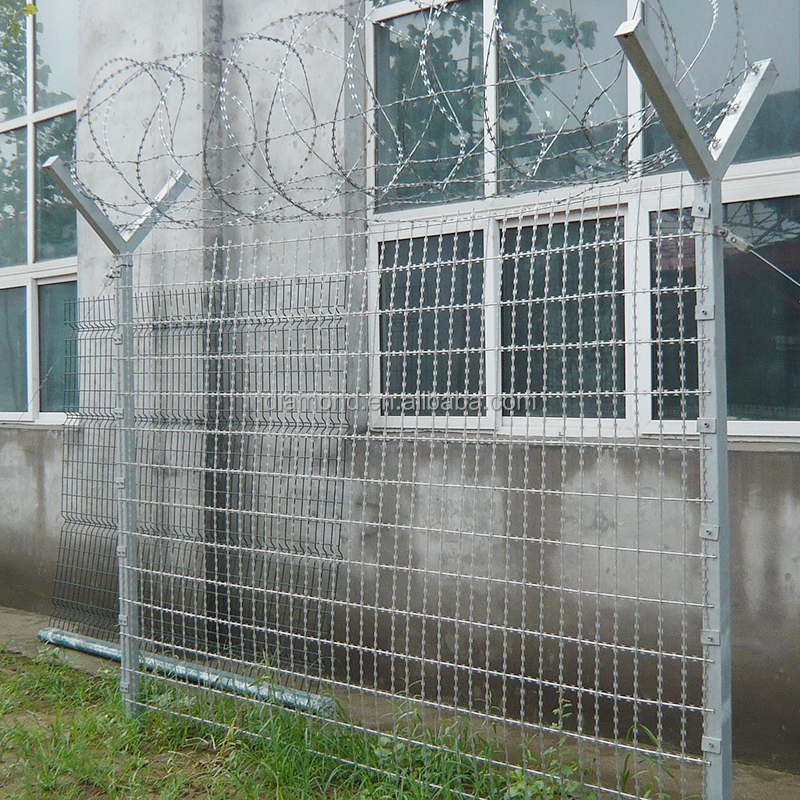 Hot sale galvanized y type star fence post/T Fence Post for sale
