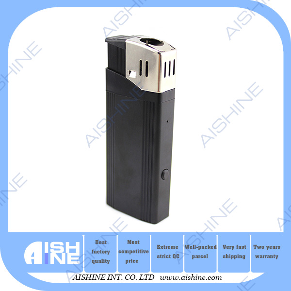 Mini USB audio recorder/ 1920*1080 HD USB Flash Driver Hidden Spycam/ Lighter Camera Camcorder