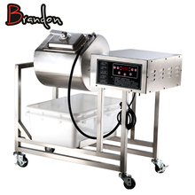 Commercial Kitchen Equipment Meat Curing Machine Stainless Steel Chicken Vacuum Marinator